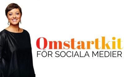 Ny kursomgång: Omstartkit för sociala medier